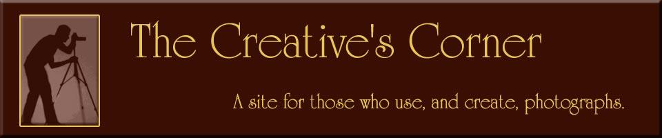 The Creative's Corner